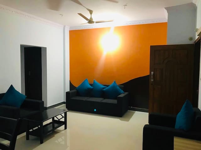Olive Serviced Apartment~1BHK(101)
