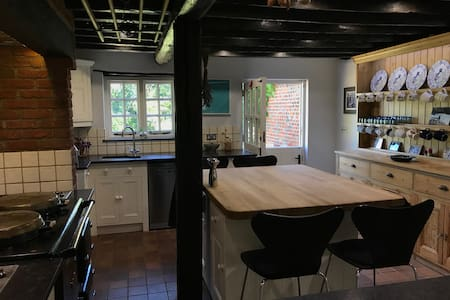 Charming Grade II Listed Period House