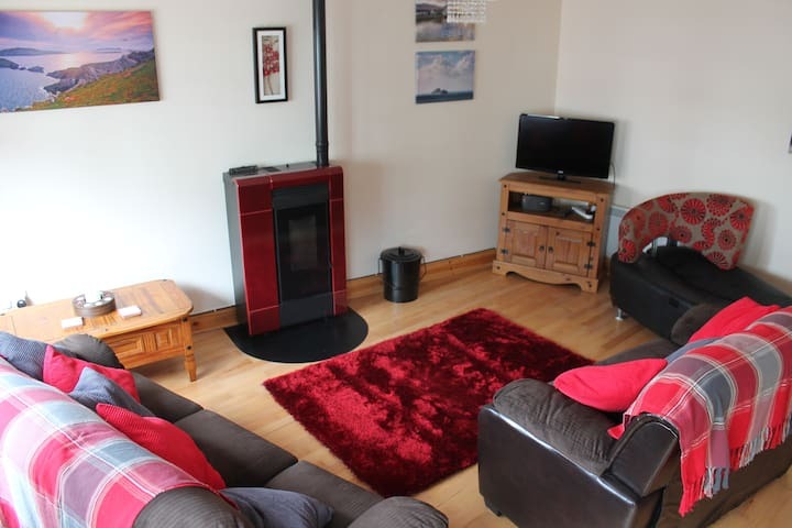 Newly refurbished Dingle Town Apartment - Dingle - Apartment