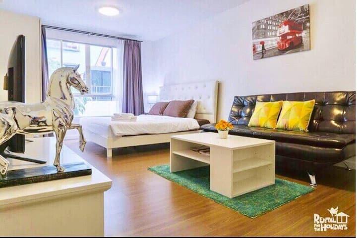 Hua-Hin Hideaway, New apartment BestPrice, 3Guests