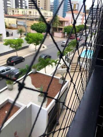 Suíte Ponta Verde ótima localização, quarto 1