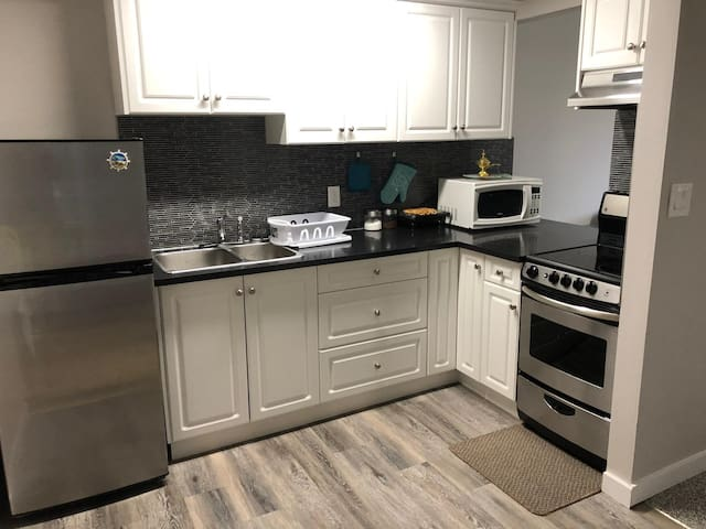 1 Full Bedroom Apartment in the Heart of Richmond