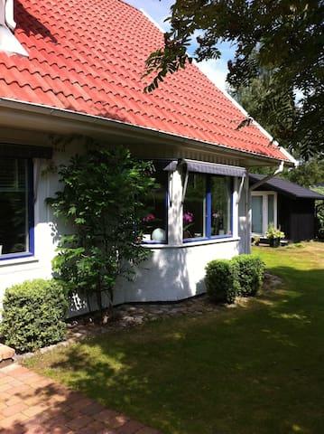 Familjevänlig Sommarpärla i Hemmeslövsstrand - Båstad - House