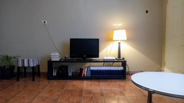 Casa cómoda en zona accesible
