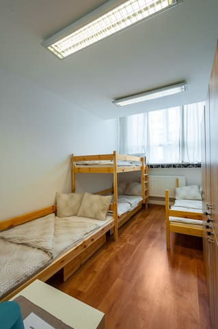 cozy, bright and clean room for 4 - Bratislava - House