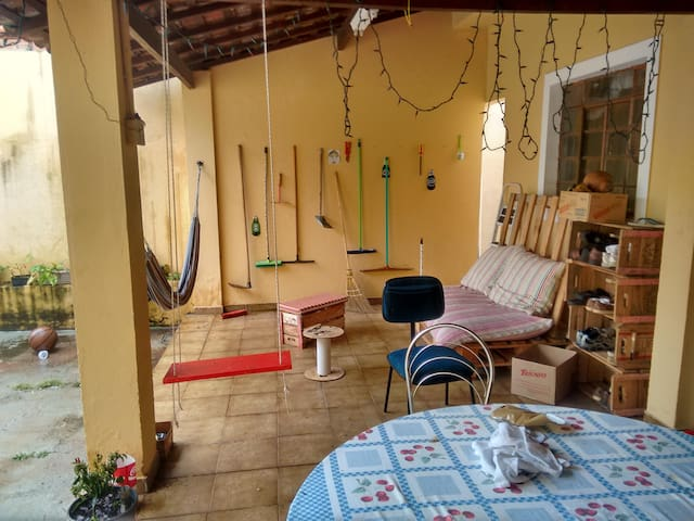 Quarto com fácil acesso a Unicamp - Vila Santa Isabel - House