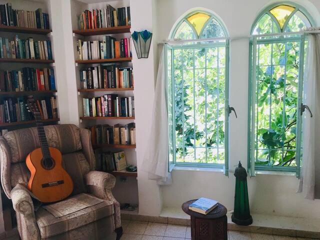 Beautiful private house in Ein Karem