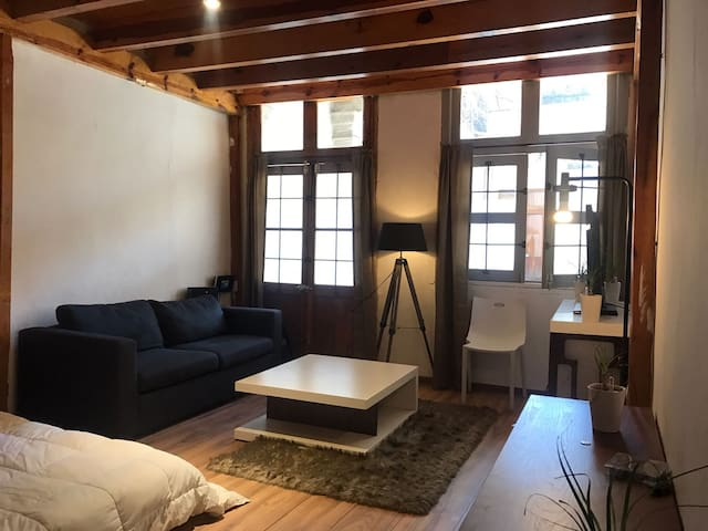 280 FT QUIET & NICE APARTMENT RIGHT IN DOWNTOWN - Cidade do México - Apartamento