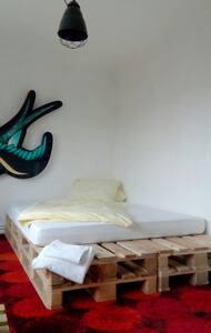 Giessen @home..central loft, great view + details - Gießen - 아파트