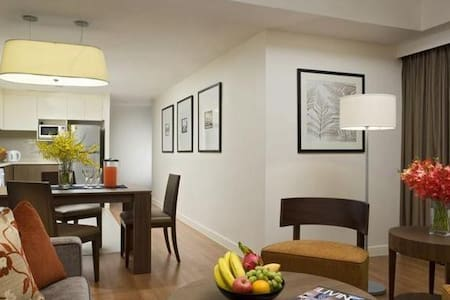 Service appartement in Central Singapore - Singapore - Serviced flat