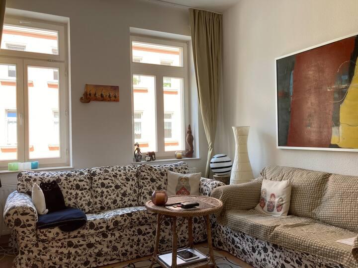 50m2 Wohnung im Zentrum von Markkleeberg