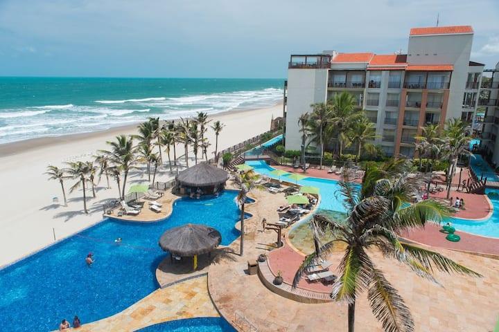 Condomínio Acqua Resort Beach P.