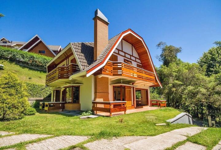 Casa Condomínio - JARDIM VÉU DA NOIVA CAPIVARI