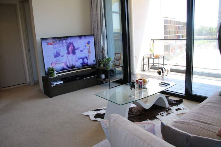 Beautiful modern convenient - Zetland - Apartment