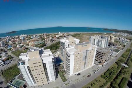Apartamento Praia Palmas Governador Celso Ramos - Governador Celso Ramos - Leilighet