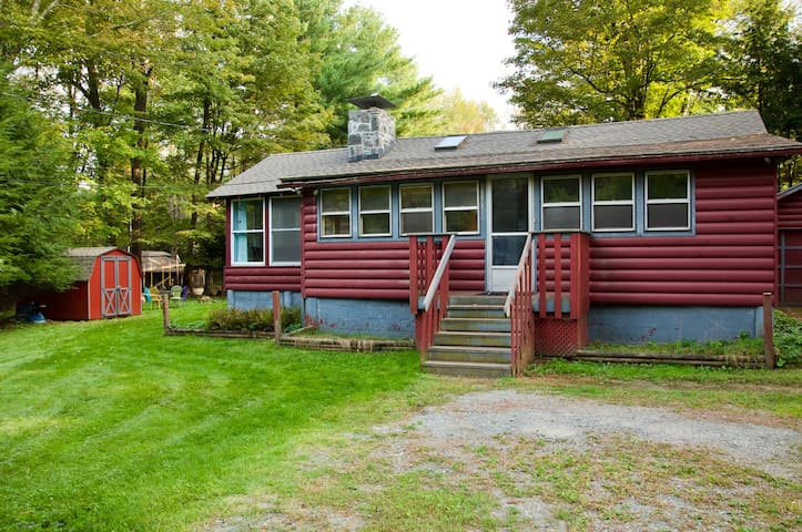 Convenient country charm in the Western Catskills