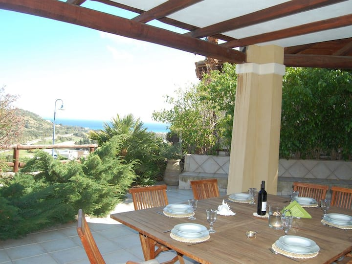 Villasimius central-lovely apartment - sea view