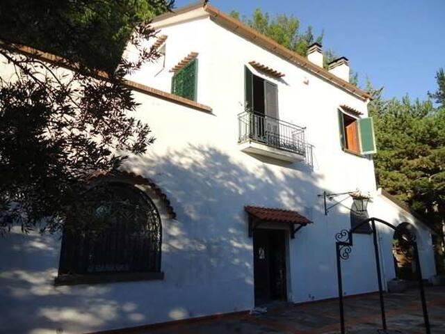 Villa Angelica, panoramica,  vicino Costa d'Amalfi - Cava De' Tirreni - Villa