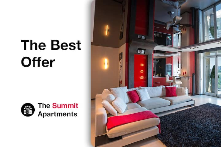 ✦The Summit Apartment✦