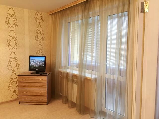 1-комнатная квартира с уютным ремонтом - Mahilioŭ - Apartment