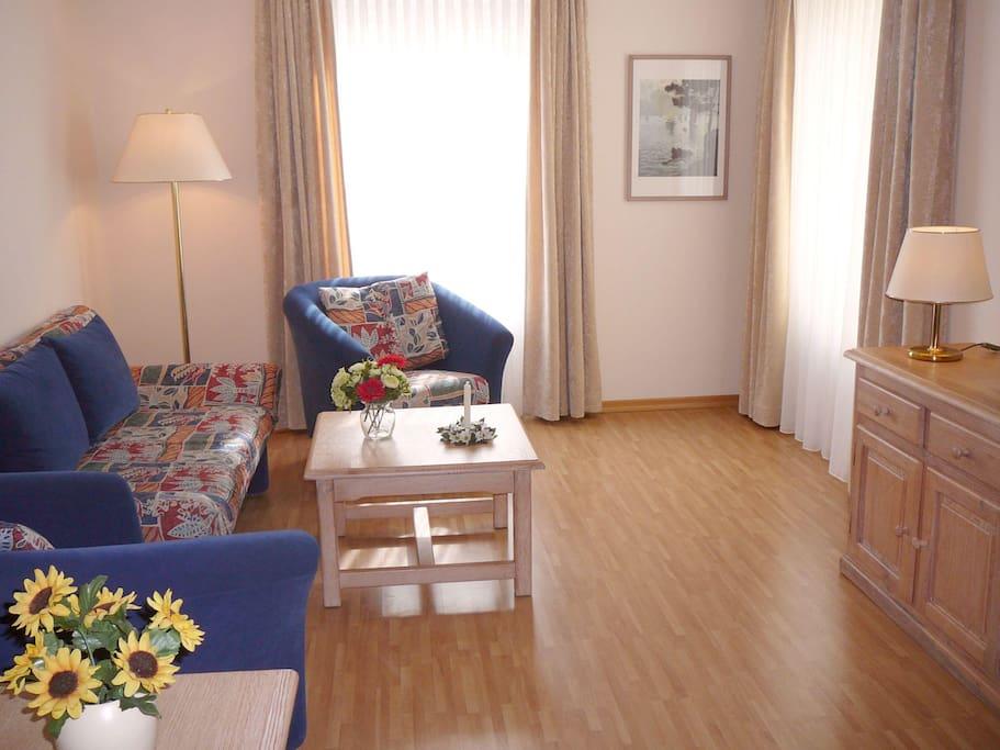 Beispiel einer Wohnung Typ D
