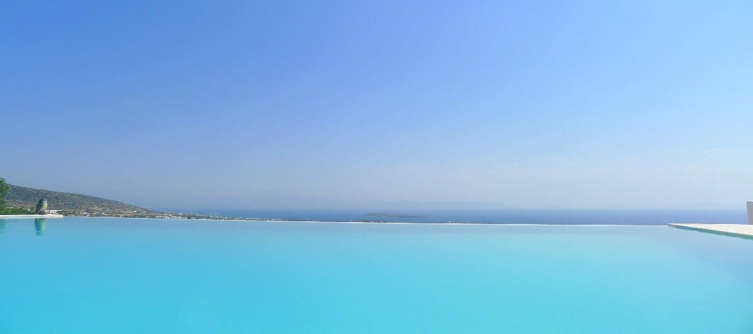 3 Bedroom Pool Villa - Paros - Aspro Chorio - House