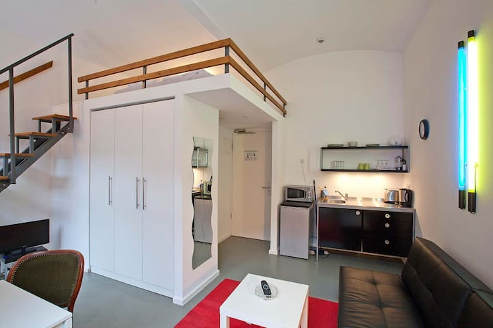 Berlin Studio Loft (207) - Berlin - Serviced apartment