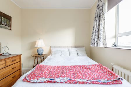 Comfortable Double Bedroom in Central London aptmt - London - Apartment