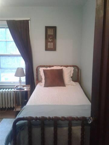 A Ladies Room Near Lemoyne, SU and the Hospitals