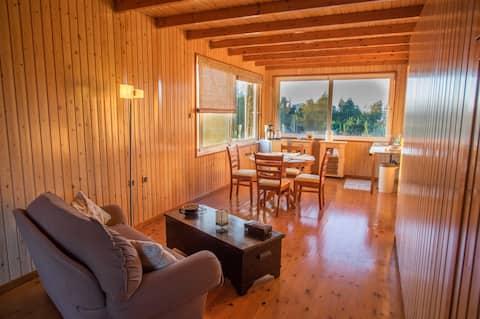 Sea View Nest private suite