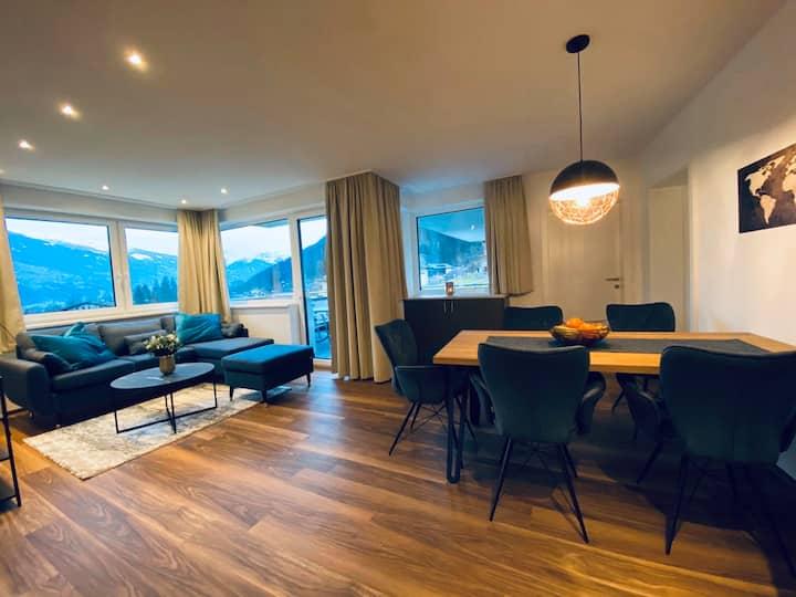TheView Apartments Zillertal Kreuzjoch-View