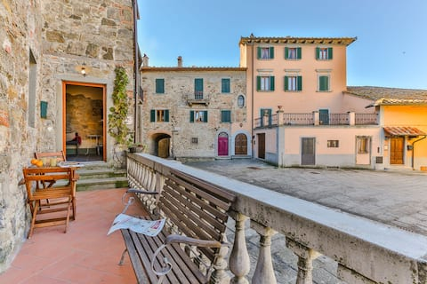 IL PIGIONALE, an old medieval hostel