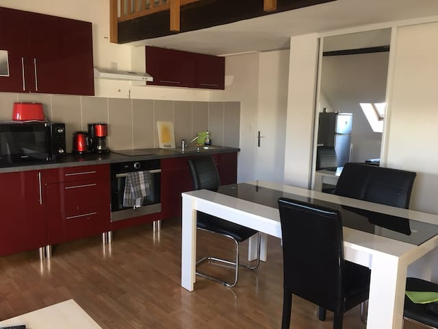 logement Vauban pour 2 a 7 personnes