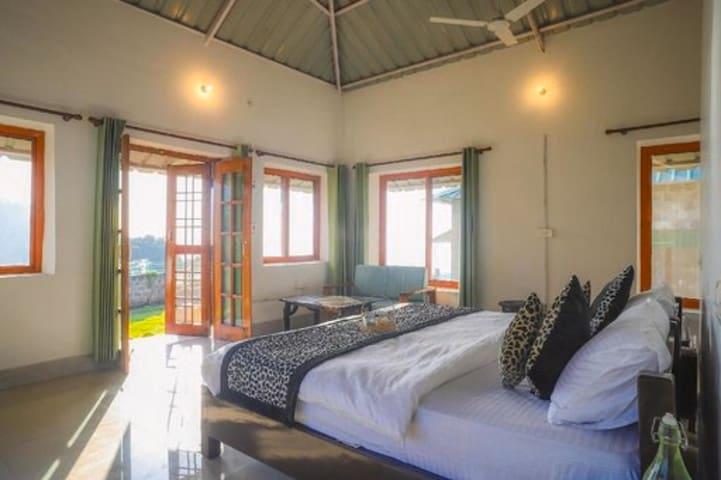 The Jungle Retreat Hostel, romantic wildlife, RJP