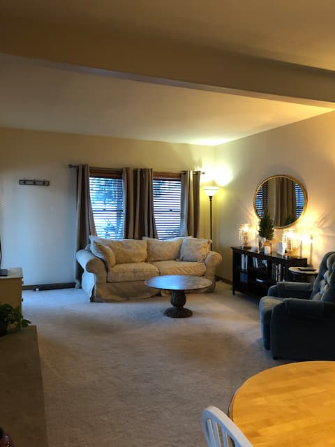 Edwards apartment, eight minutes from Beaver Creek