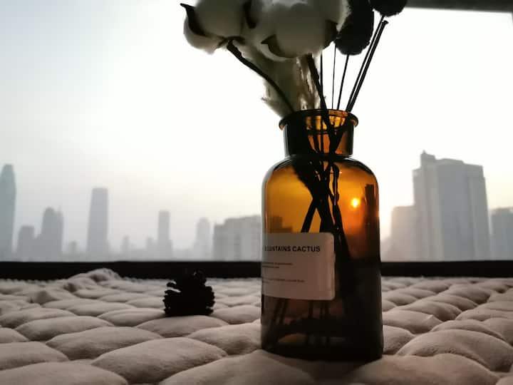 天津站后广场未来广场旁loft近地铁新房