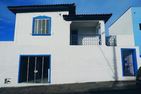 Casa na Praça Matriz de Piraju