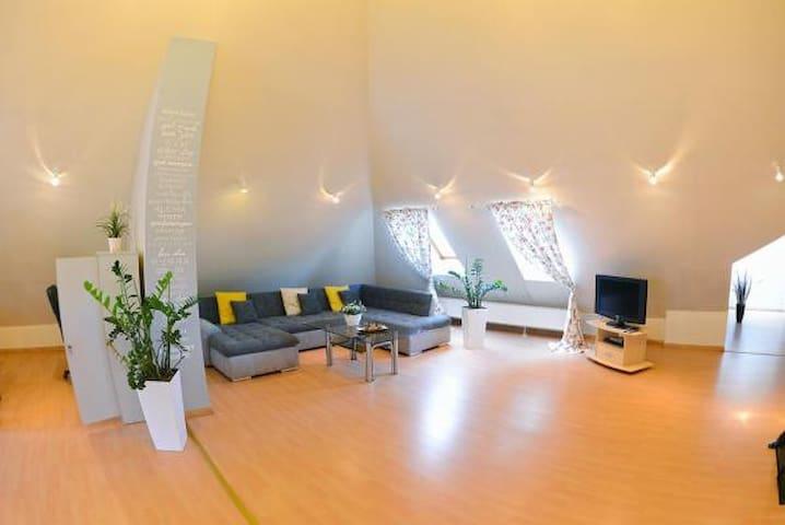 Apartamenty Zamkowa, Apartament z widokiem na góry