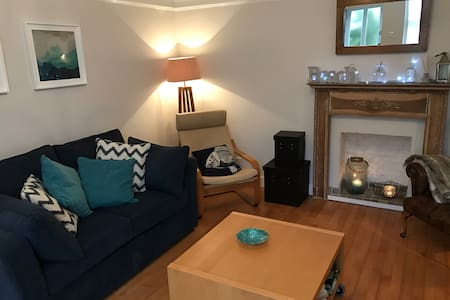2 mins from sea with parking in pretty Sandgate - Folkestone