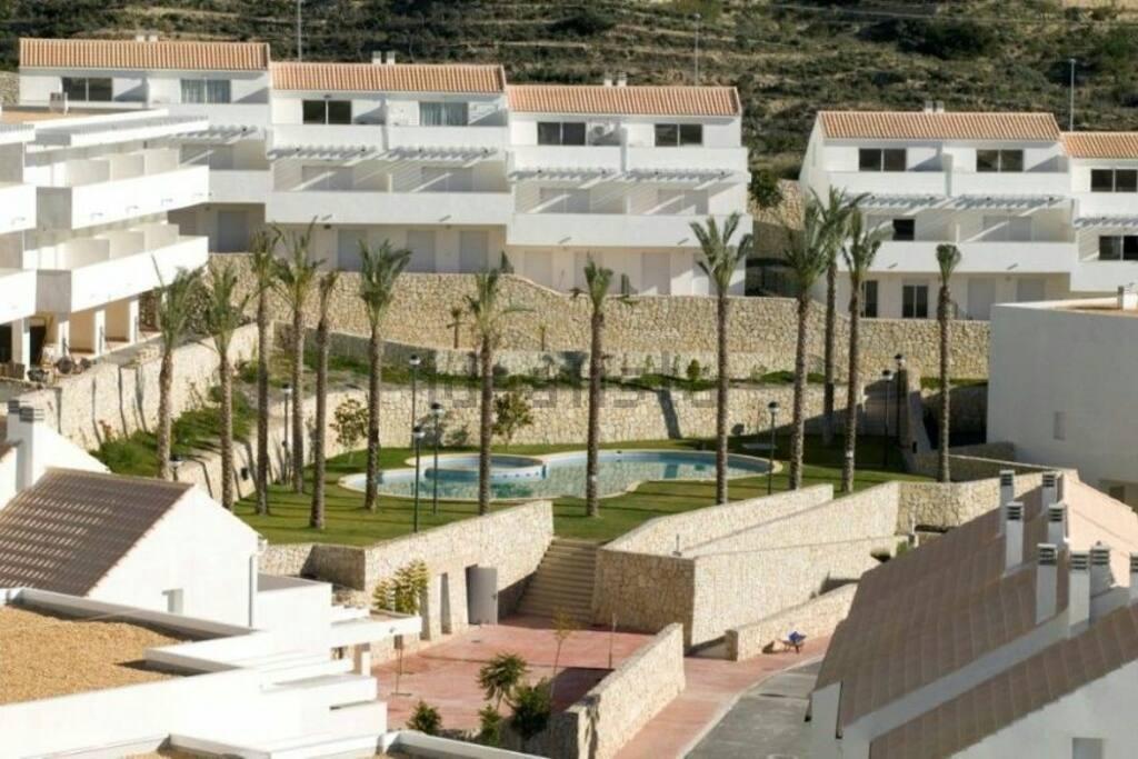 "Urbanisacion ""Casas Mediterraneas"""