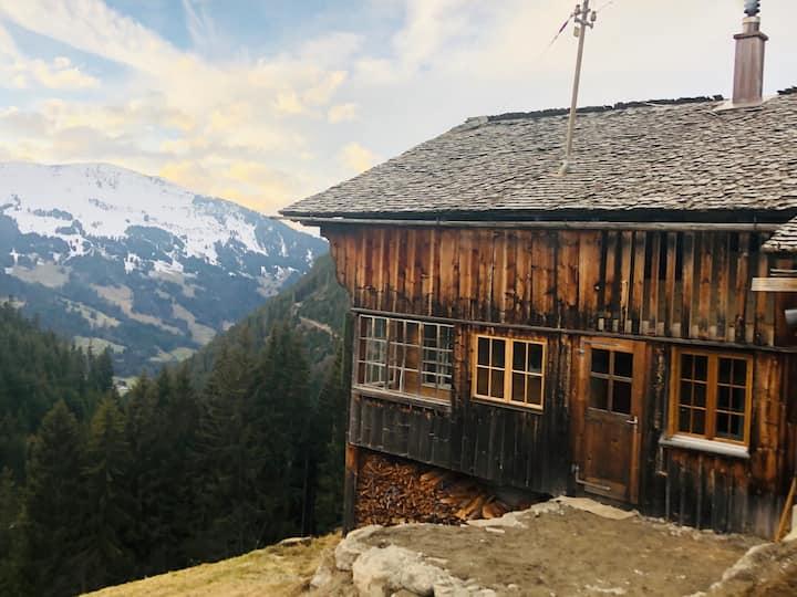 Ferienhaus Albristhorn