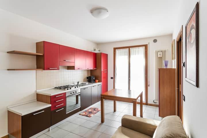 2 Camere - Garage - Terrazza - Vicenza Saviabona