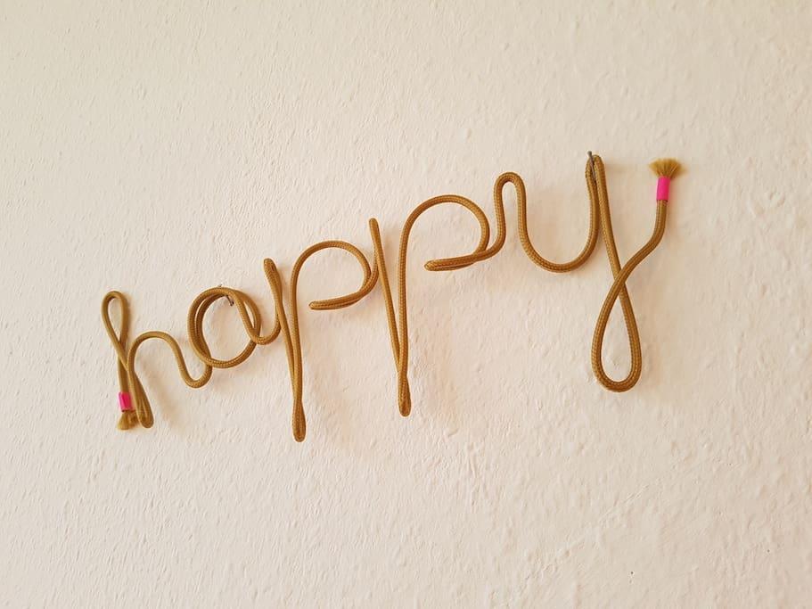 happy :-)