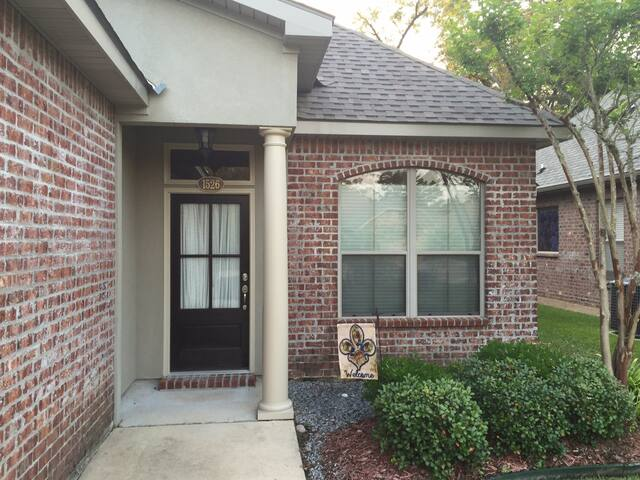 Quiet Home-Close to I-12, SLU, Mall, and Downtown