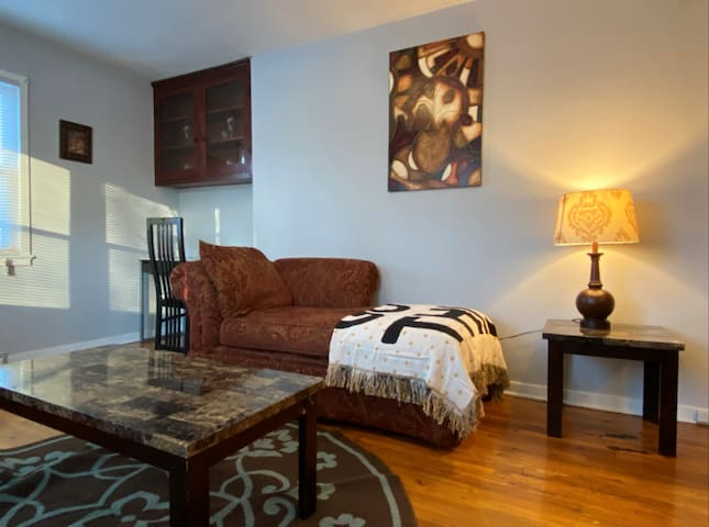 Spacious and cozy 1BR in West Hartford