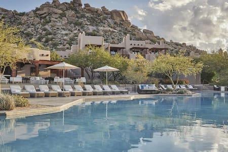 Four Seasons Residence Club Scottdale, AZ 2BR