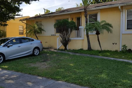 Private room, parking included 2 - Cutler Bay - Casa