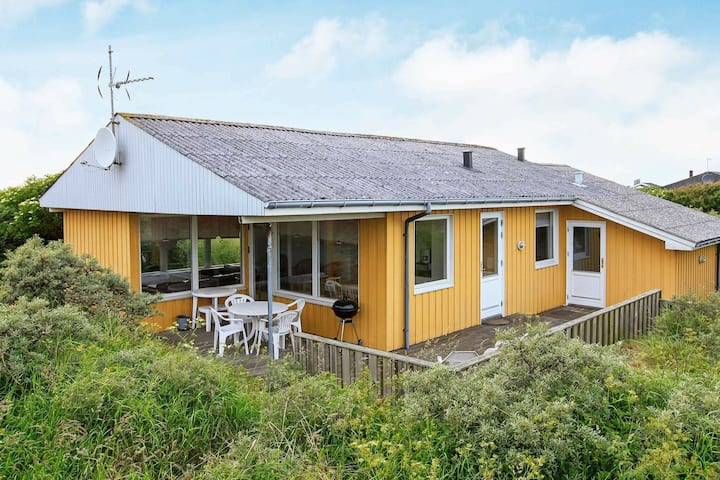 Luxurious Holiday Home in Hjørring With Sauna