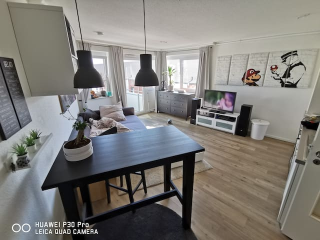 Moderne Einzimmer-Wohnung in zentraler Lage