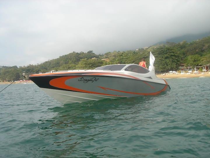 Laser Com Estilo, Cigarrete Off Shore 36.
